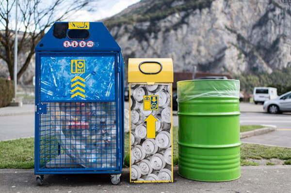 瑞士垃圾分类