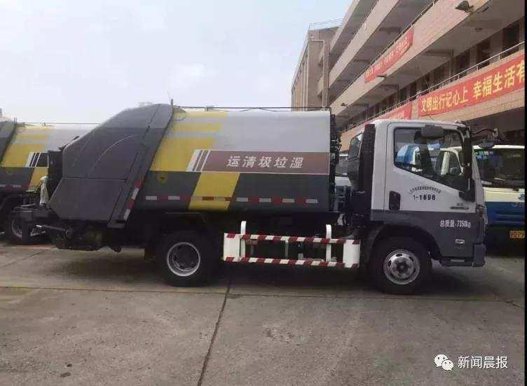 动真格!垃圾分类不符要求,上海已有小区被暂停收运