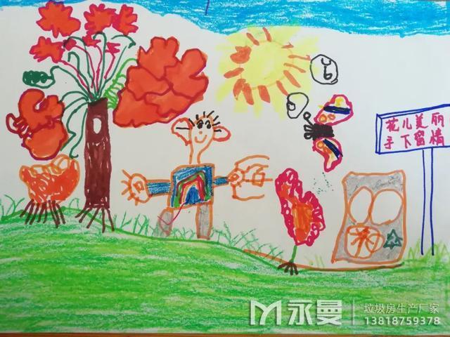 幼儿园垃圾分类