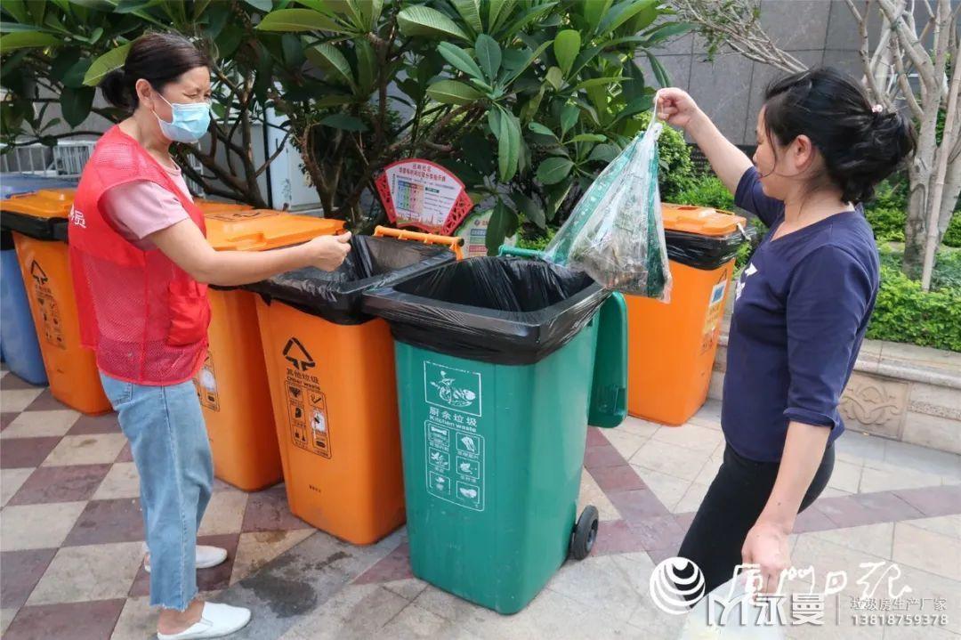 福建垃圾分类