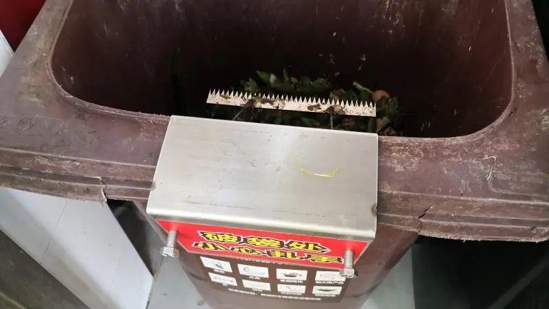 垃圾分类收集房标配有哪些?
